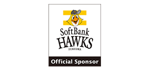 SoftBankHAWKS OfficialSponsor